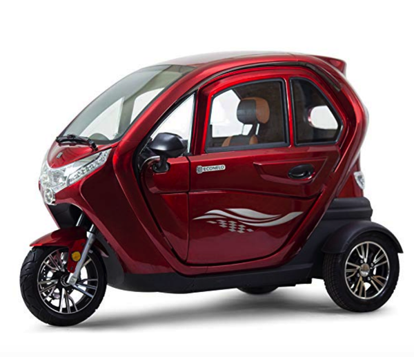 Scooter elettrico coperto: modelli, prezzi e offerte